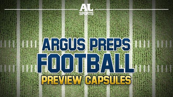Preview Capsules #ArgusPreps