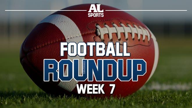 Week 7 Roundup