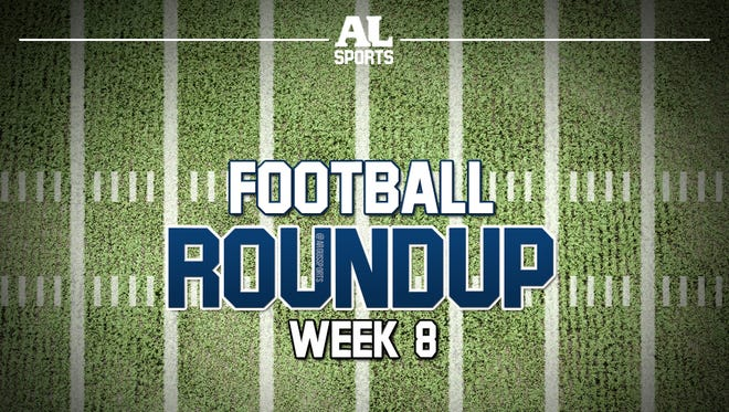 Week 8 Roundup