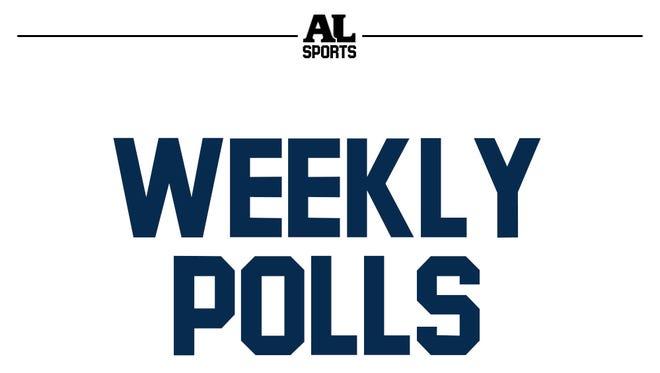 Weekly sports polls