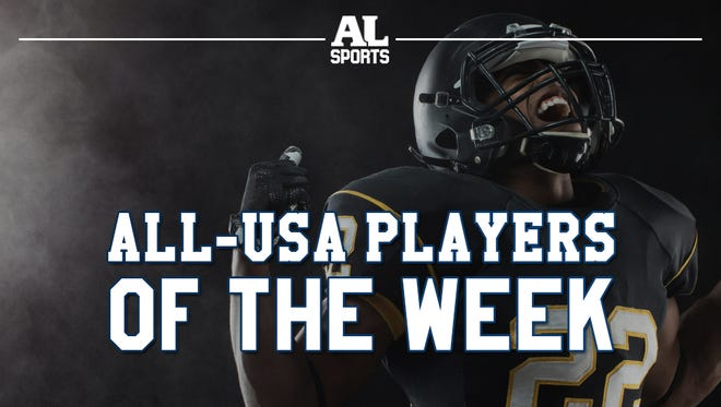 All-USA Players of the Week