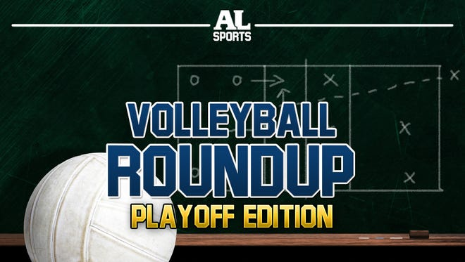 #ArgusPreps Volleyball roundup: Playoff Edition
