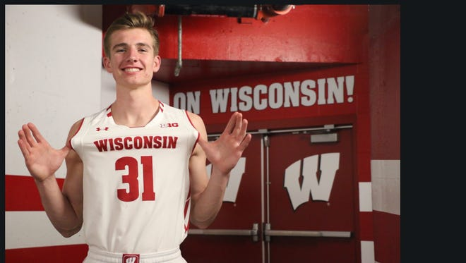 Tyler Wahl will be donning Badgers threads starting in 2019.