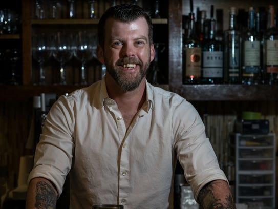 Restaurant IRON's Jeff Knott is a finalist to compete