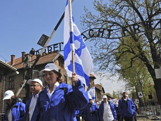 Poland Holocaust Remembrance
