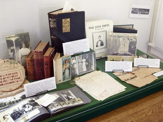 Static exhibit for Florence Baker remembers