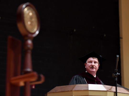 The inauguration of Freed-Hardeman University's 16th President, Mr. David R. Shannon, was held Thursday, October 19.