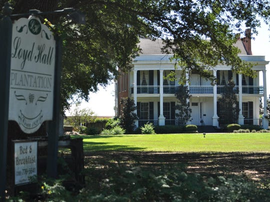 Historic Loyd Hall in Cheyneville is said to be haunted by the ghost of its original owner.