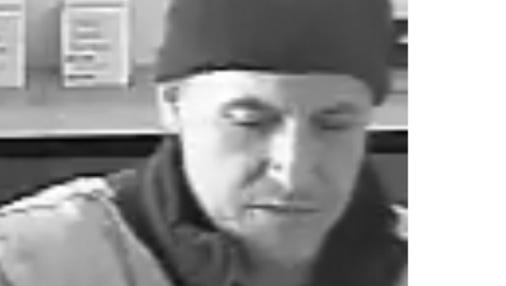 Springettsbury Township Police say this man is suspected of robbing the Citizens Bank at 2990 E. Market St. on Wednesday afternoon.