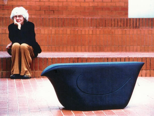 Dove Bench