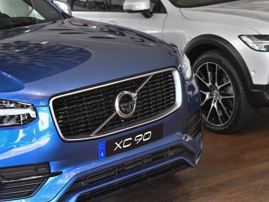 Sweden Volvo
