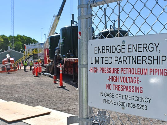 After Attorney General Dana Nessel said in an opinion that the law creating an authority to authorize and oversee construction of Enbridge's controversial Line 5 oil pipeline tunnel below the Straits of Mackinac is unconstitutional, the future of the project is uncertain.