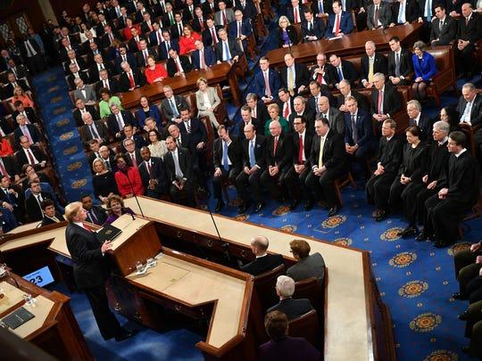 US-POLITICS-TRUMP-SOTU