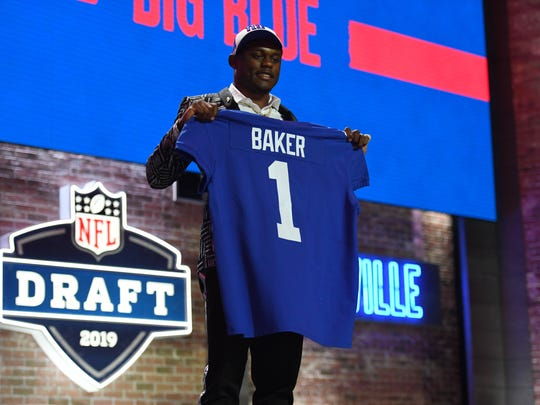 Giants rookie minicamp: Studs and duds from Day 1