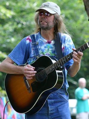 Rick Freeman is seen performing at Ellenberger Park in 2006.