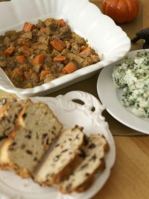 Irish dishes.