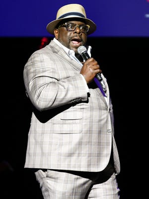 Cedric the Entertainer is part of the Comedy Get Down tour coming to the Riverside Theater.