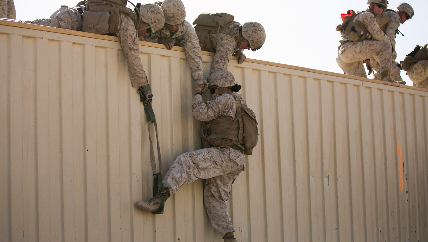 Marines' women in combat study 'flawed,' researchers say ...