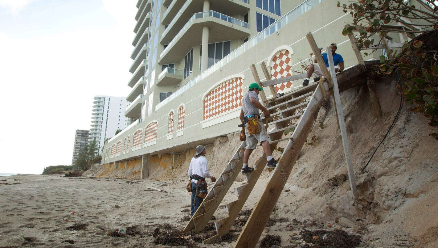 In booming South Florida, another Hurricane Andrew could be a $300 billion catastrophe