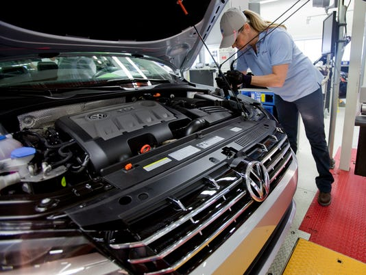 Tenn. VW workers to vote on German-style union