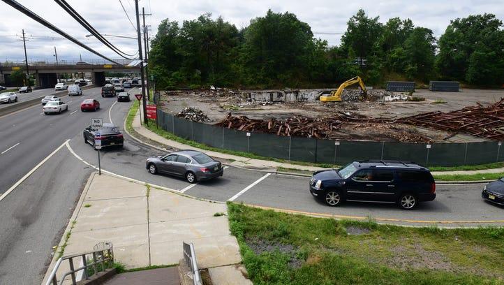 Forum Diner in Paramus demolished