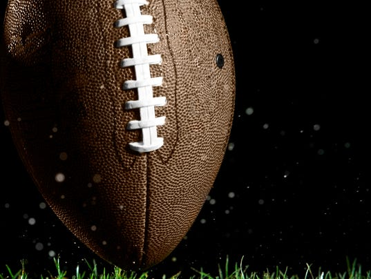 Stock photo: Football