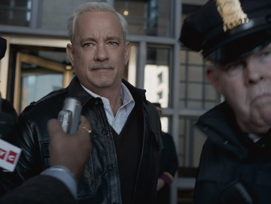 "Tom Hanks plays  Capt. Chesley ""Sully"" Sullenberger"