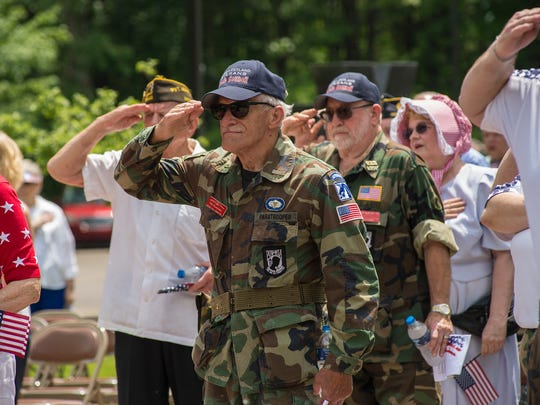 Veterans from Westland and Wayne will be the focus of the parade in its first year back, as officials think they should be.