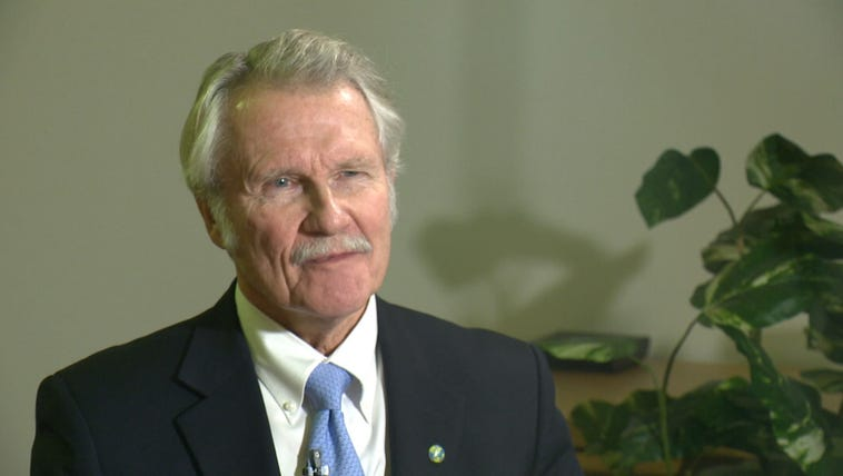 Kitzhaber sits down with KGW's Laural Porter one week