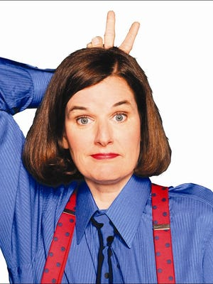 Paula Poundstone performs on New Year's Eve at the Mesa Arts Center.