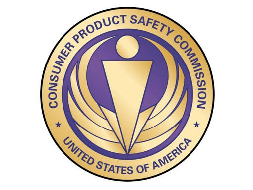The Consumer Protection Safety Commission logo