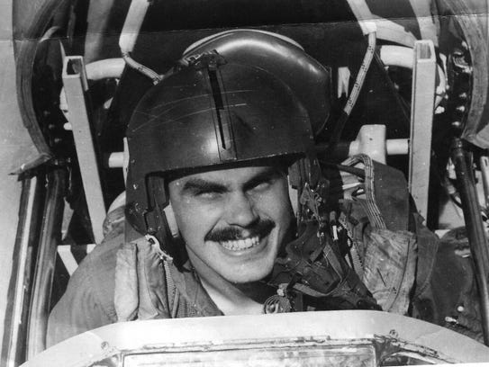 Jon Goldenbaum, Col. USAF Ret
