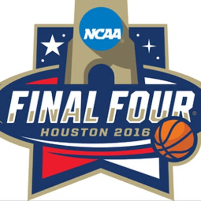 The 2016 Final Four logo