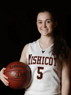 Mishicot girls basketball player Hannah Sweetman is this week's Senior Spotlight.