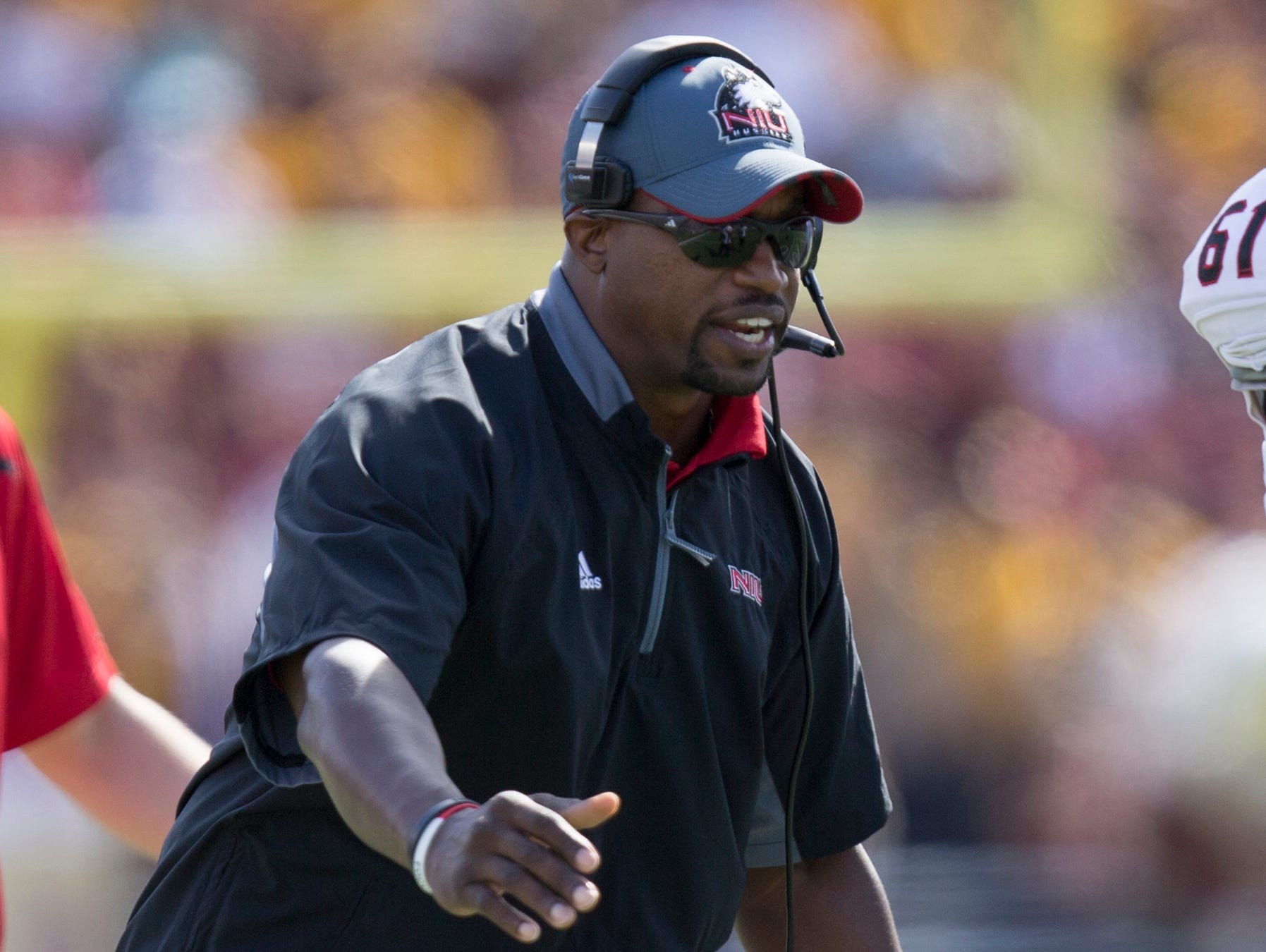 Kelton Copeland will become Iowa's wide receivers coach after four seasons at Northern Illinois.