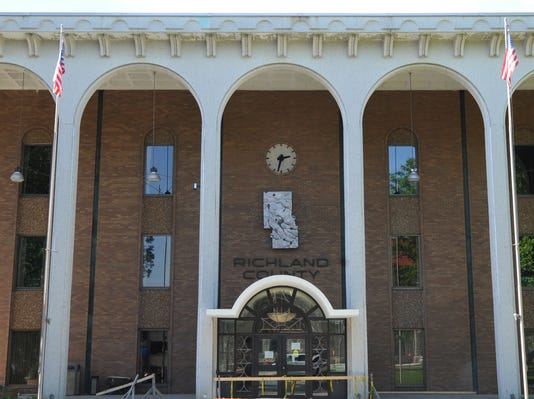 MNJ Richland County Courthouse stock 1