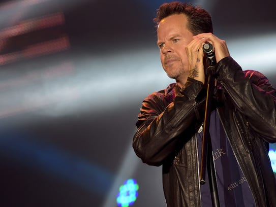 What's your favorite color? Gary Allan: I've always been partial to green. I even have a green metallic microphone.