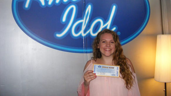 morgan reece american idol 8.14.14