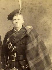 Robert Gordon, Barre's Socialist mayor 1916-1917.