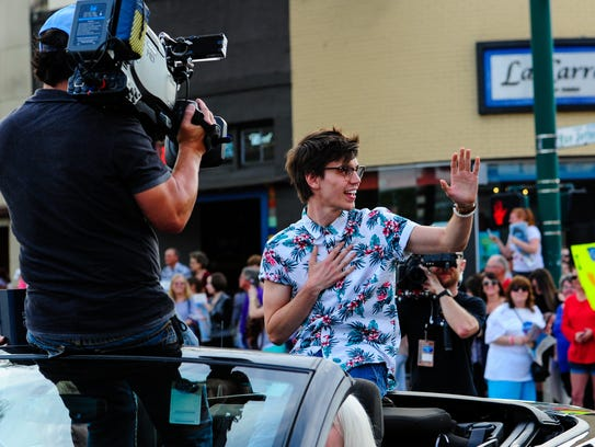 """MacKenzie Bourg, who competed on Season 3 of """"The Voice,"""""""