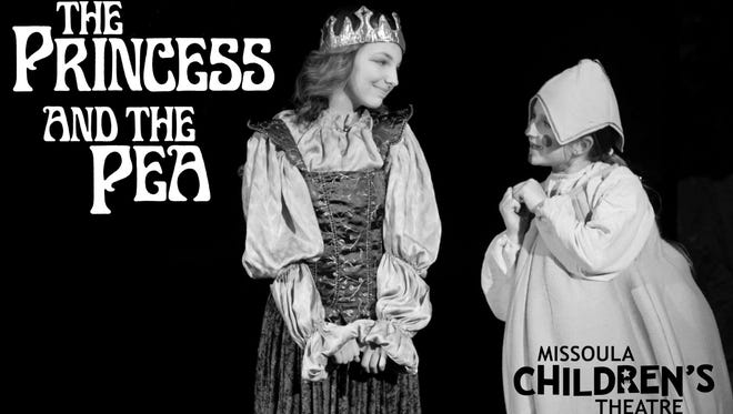 "Thrasher Opera House will host open auditions for a Missoula Children's Theatre production of ""The Princess and the Pea"" on June 18."