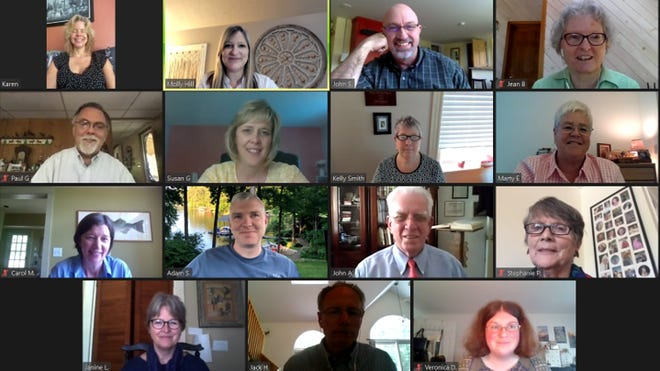 Twenty-five new volunteer advocates and two interns from 25 communities across New Hampshire and Vermont were the first to graduate from CASA of New Hampshire's brand new virtual training that brings its comprehensive classroom-style training to your home.