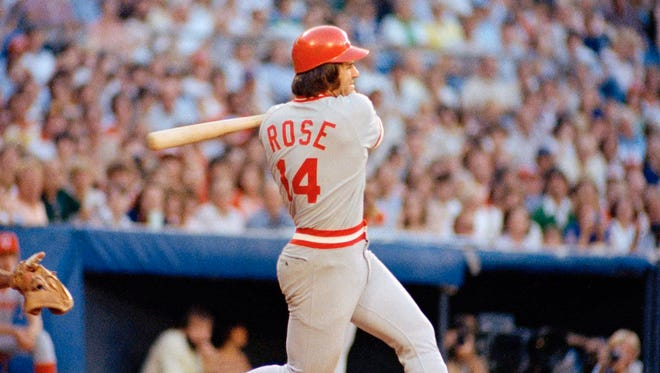 Pete Rose is scheduled  to make an appearance at a church in Philadelphia.