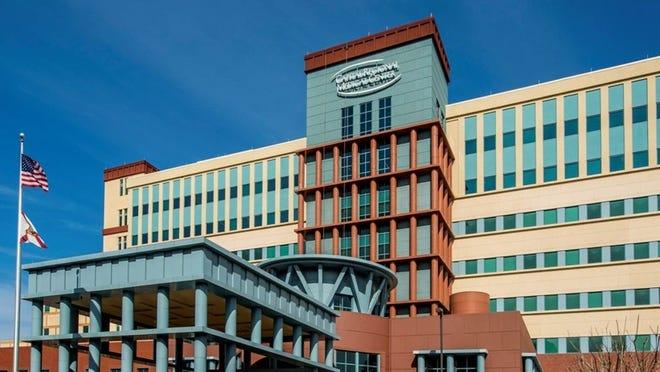The new behavioral health facility will occupy Capital Regional's seventh floor.