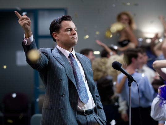 'The Wolf of Wall Street' Screening Room Story Image