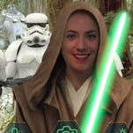 A screenshot from the official Star Wars app.