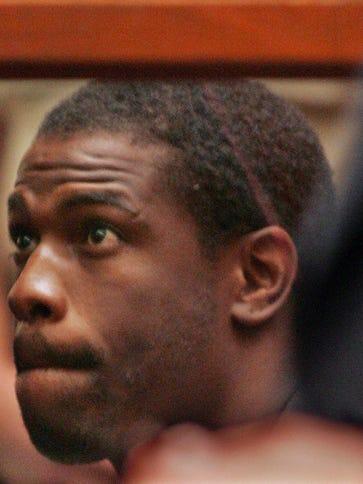 Phillips in court in 2005.