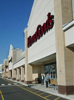 FILE IMAGE: Home Goods store. A Salisbury location will open on Oct. 23, 2016.