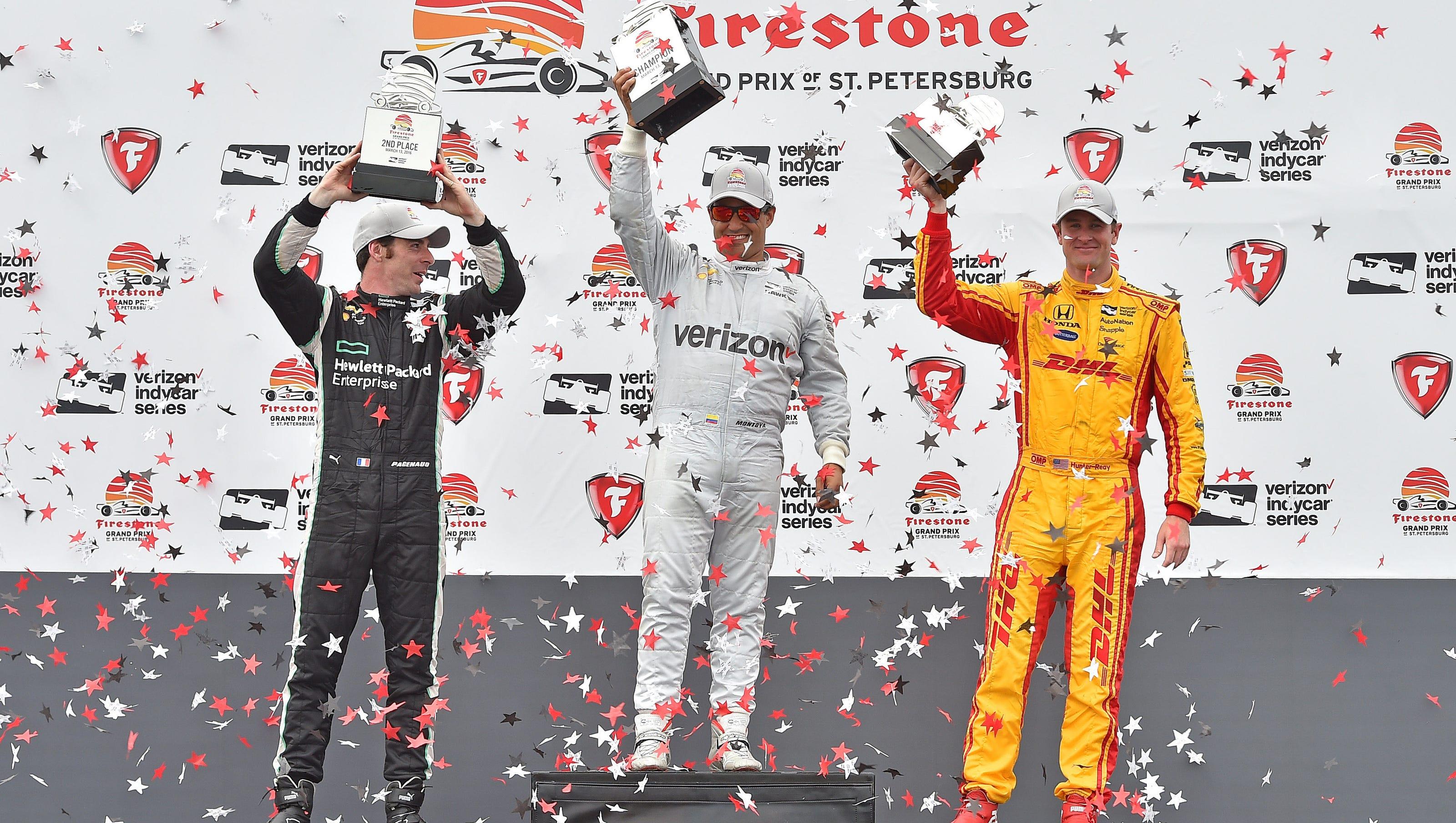 IndyCar Insider Cavin s impressions of season opener