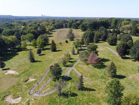 File photo of the 212-acre Shadow Pines golf course in Penfield.